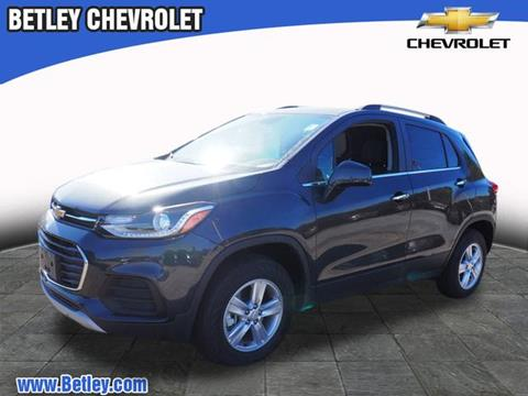2017 Chevrolet Trax for sale in Derry NH