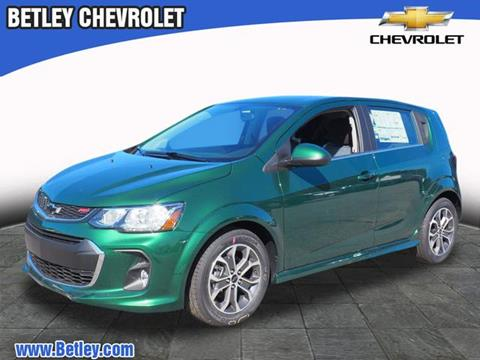 2018 Chevrolet Sonic for sale in Derry, NH