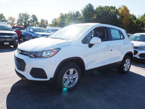 2018 Chevrolet Trax for sale in Derry, NH