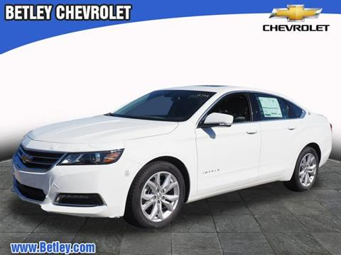 2018 Chevrolet Impala for sale in Derry, NH