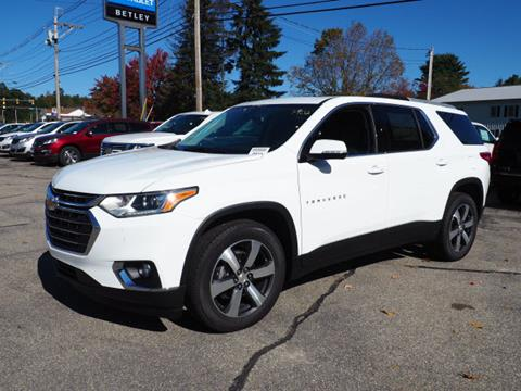 2018 Chevrolet Traverse for sale in Derry, NH