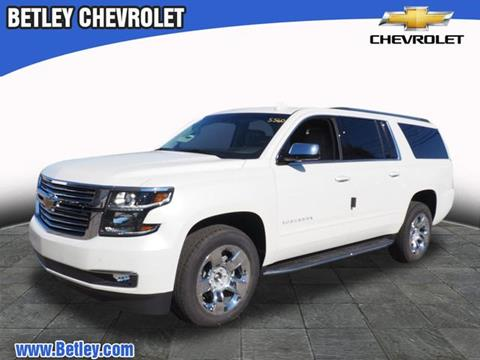 2018 Chevrolet Suburban for sale in Derry, NH