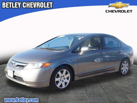 2006 Honda Civic for sale in Derry NH