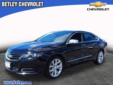 2015 Chevrolet Impala for sale in Derry, NH