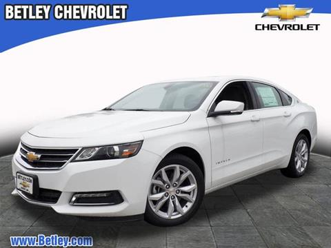 2019 Chevrolet Impala for sale in Derry, NH