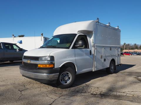2019 Chevrolet Express Cutaway for sale in Derry, NH