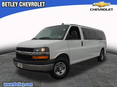2018 Chevrolet Express Passenger for sale in Derry, NH
