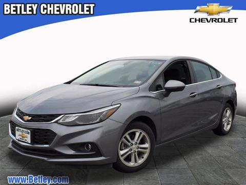 2018 Chevrolet Cruze for sale in Derry, NH