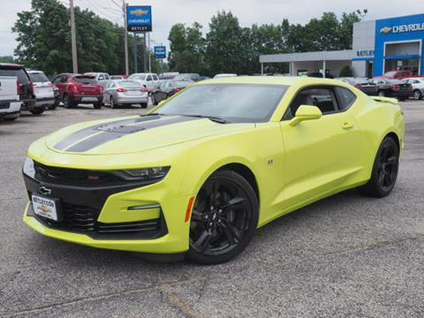 2019 Chevrolet Camaro for sale in Derry, NH