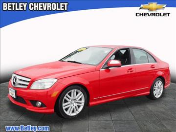 2009 Mercedes-Benz C-Class for sale in Derry, NH