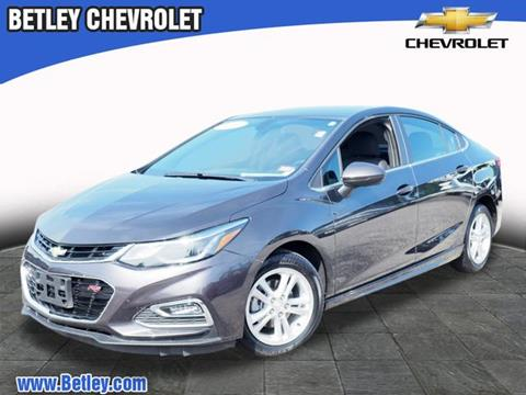 2017 Chevrolet Cruze for sale in Derry, NH