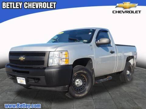 2011 Chevrolet Silverado 1500 for sale at Betley Chevrolet in Derry NH