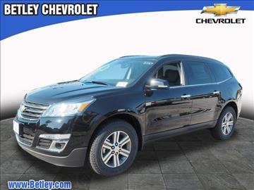 2017 Chevrolet Traverse for sale in Derry, NH