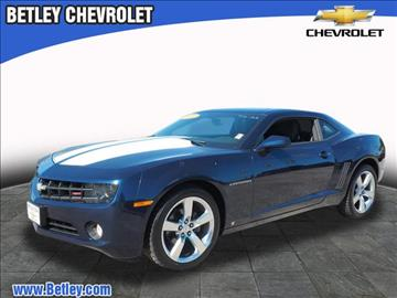 2010 Chevrolet Camaro for sale in Derry, NH