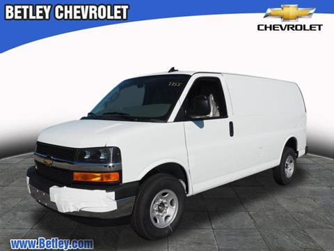2017 Chevrolet Express Cargo for sale in Derry, NH