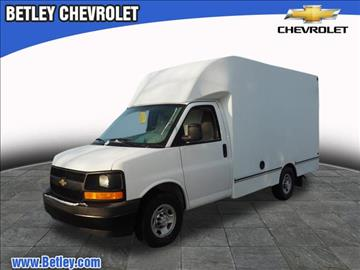 2017 Chevrolet Express Cutaway for sale in Derry, NH