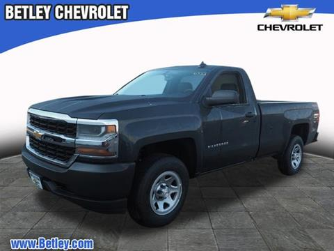 2017 Chevrolet Silverado 1500 for sale in Derry, NH
