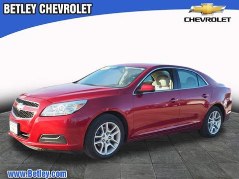 2013 Chevrolet Malibu for sale in Derry NH