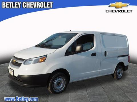 2017 Chevrolet City Express Cargo for sale in Derry NH