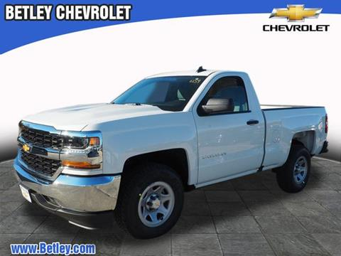 2017 Chevrolet Silverado 1500 for sale in Derry NH