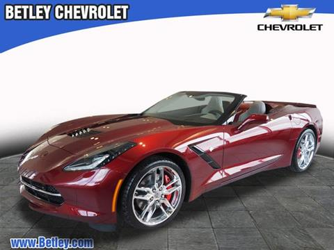 2017 Chevrolet Corvette for sale in Derry, NH