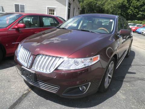 2009 Lincoln MKS for sale in Springfield, WI