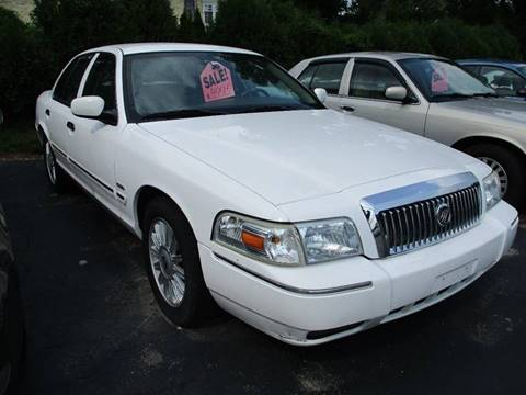 2010 Mercury Grand Marquis for sale in Springfield, WI