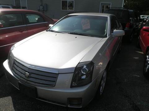 2005 Cadillac CTS for sale in Springfield, WI