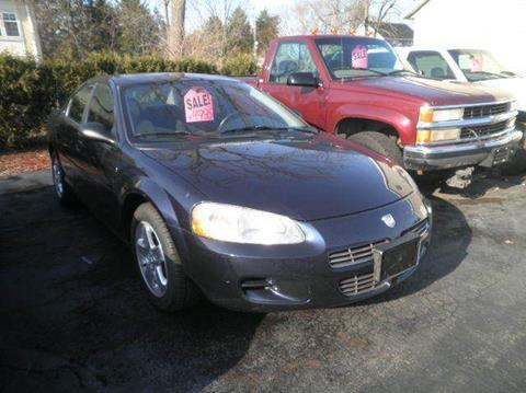 2002 Dodge Stratus for sale in Springfield, WI