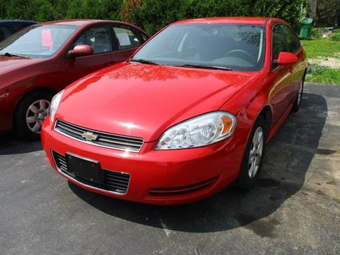 2009 Chevrolet Impala for sale in Springfield, WI