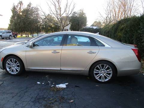 2013 Cadillac XTS for sale in Springfield, WI