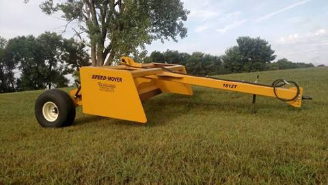 2018 Speedmover 1812T for sale in Fredonia, KS