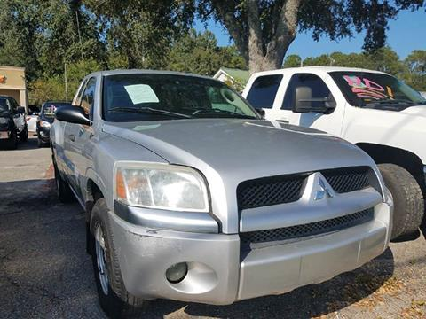 2007 Mitsubishi Raider for sale in Ocean Springs, MS