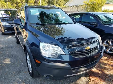2014 Chevrolet Captiva Sport for sale in Ocean Springs, MS