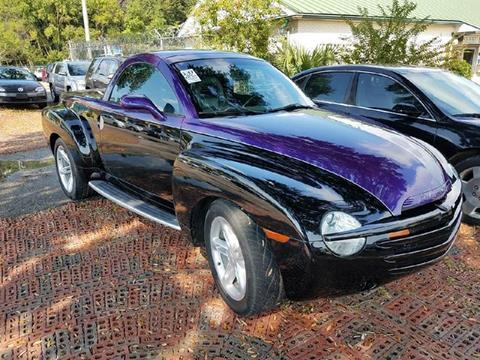 2004 Chevrolet SSR for sale in Ocean Springs, MS