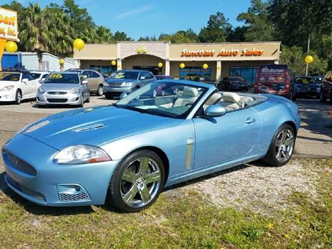 2008 Jaguar XK-Series for sale in Ocean Springs, MS