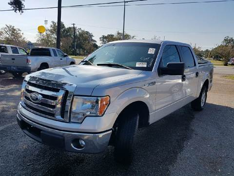 2012 Ford F-150 for sale in Ocean Springs, MS