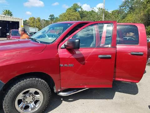 2010 Dodge Ram Pickup 1500 for sale in Ocean Springs, MS
