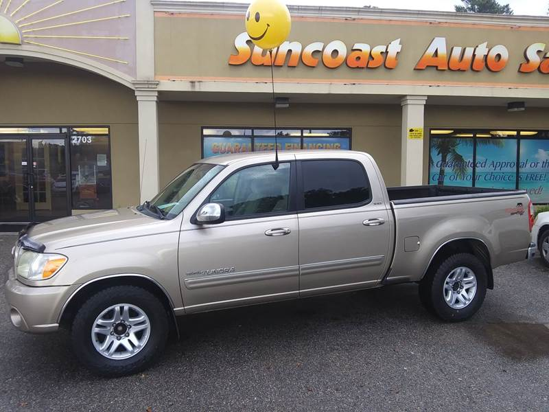 2006 Toyota Tundra DOUBLE CAB SR5   Ocean Springs MS