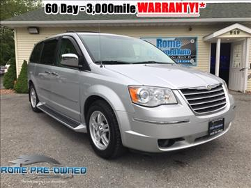 2008 Chrysler Town and Country for sale in Rome, NY