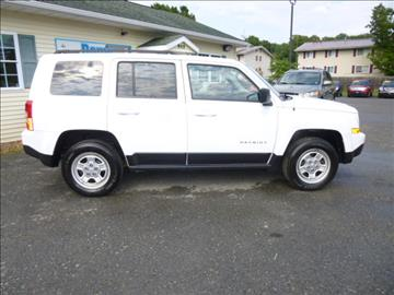 2012 Jeep Patriot for sale in Rome, NY