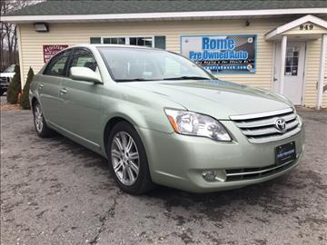 2006 Toyota Avalon for sale in Rome, NY