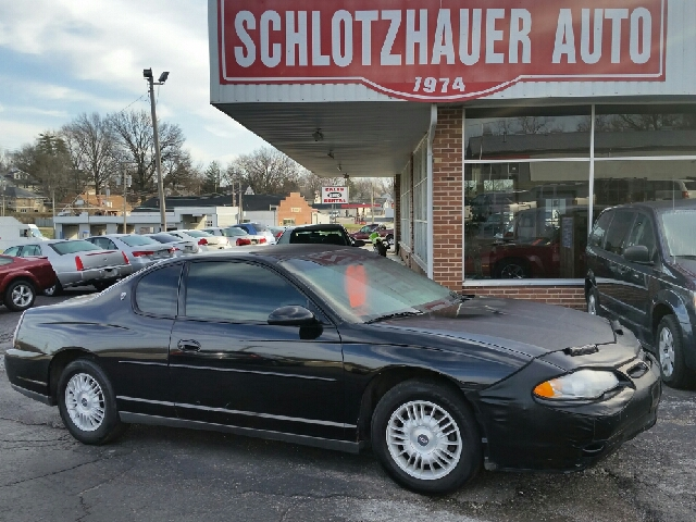 2001 Chevrolet Monte Carlo LS 2dr Coupe - Boonville MO