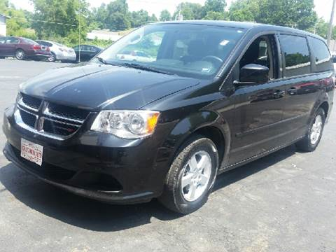 2013 Dodge Grand Caravan for sale in Boonville, MO