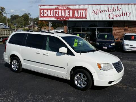 2009 Chrysler Town and Country