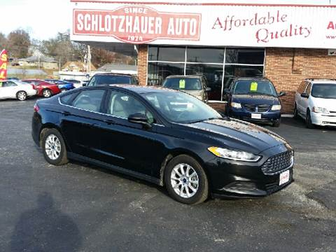 2015 Ford Fusion for sale in Boonville, MO