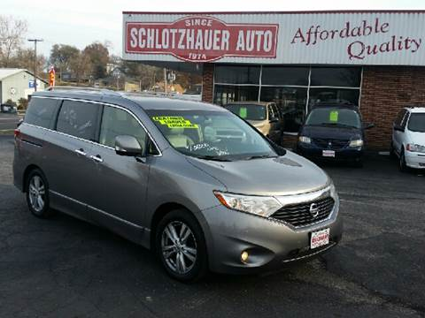 2012 Nissan Quest for sale in Boonville, MO