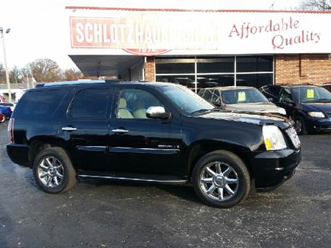 2008 GMC Yukon for sale in Boonville, MO