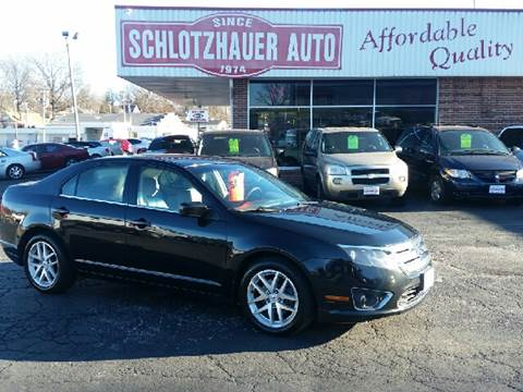 2011 Ford Fusion for sale in Boonville, MO