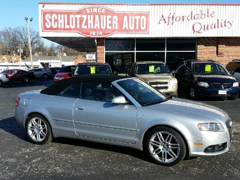 2009 Audi A4 for sale in Boonville, MO